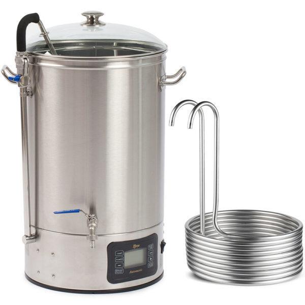 Автоматическая пивоварня iBrew 40 с чиллером