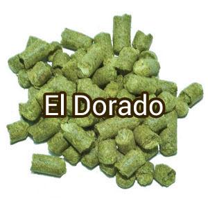 Хмель El Dorado (Эльдорадо) 13,9%, 50 гр.